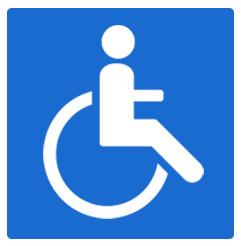 accessibilité handicapé camping Moustiers Ste Marie