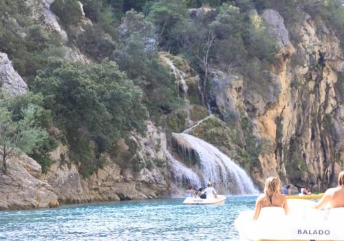 Grottes de St Maurin